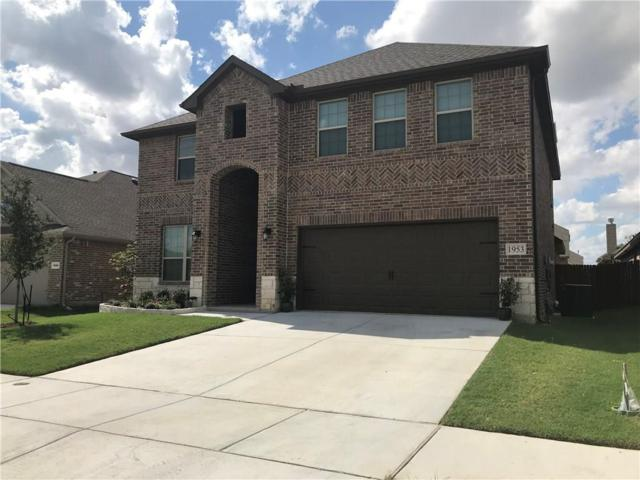 1953 Arroyo Verde Trail, Fort Worth, TX 76131 (MLS #13949311) :: The Mitchell Group