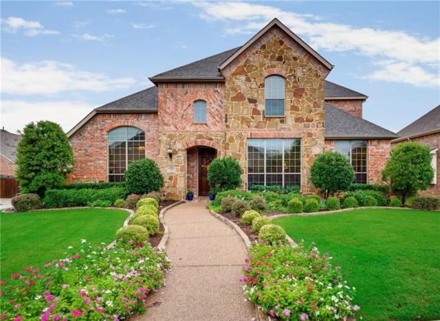 436 Broken Sword Drive, Lewisville, TX 75056 (MLS #13949335) :: RE/MAX Town & Country