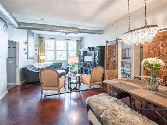 201 W Lancaster Avenue #221, Fort Worth, TX 76102 (MLS #13949460) :: The Mitchell Group