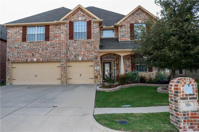 306 Adobe Lilly Court, Mansfield, TX 76063 (MLS #13949607) :: The Tierny Jordan Network