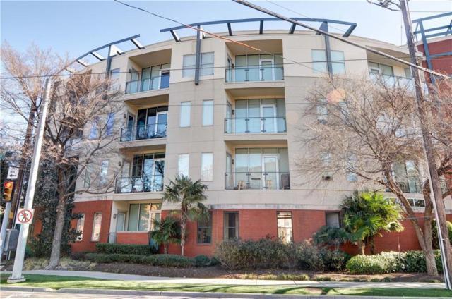 2950 Mckinney Avenue #418, Dallas, TX 75204 (MLS #13949650) :: The Heyl Group at Keller Williams