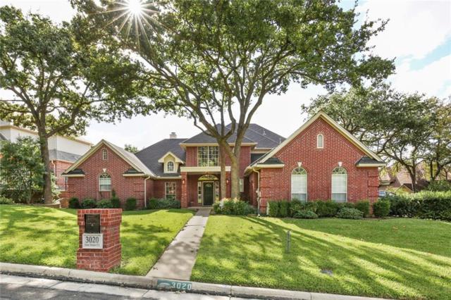 3020 Iron Stone Court, Arlington, TX 76006 (MLS #13949772) :: RE/MAX Pinnacle Group REALTORS