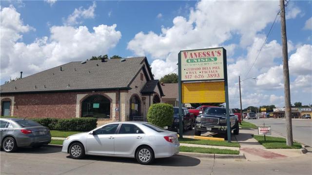 2301 Azle Avenue, Fort Worth, TX 76164 (MLS #13949931) :: RE/MAX Pinnacle Group REALTORS