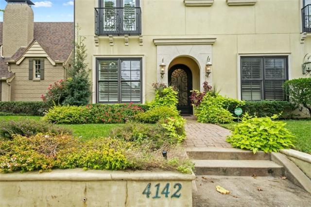 4142 Prescott Avenue, Dallas, TX 75219 (MLS #13949999) :: Robbins Real Estate Group