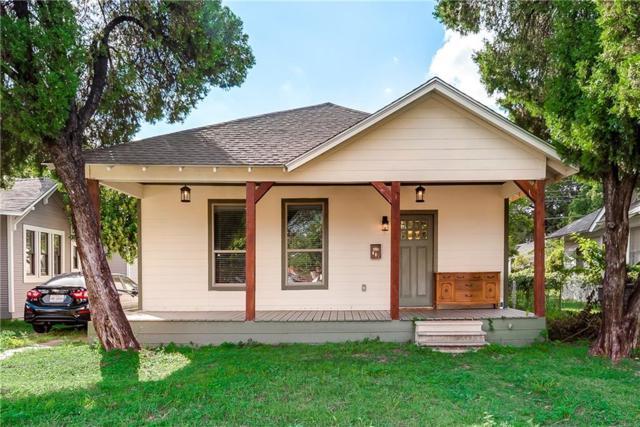 607 S Willomet Avenue, Dallas, TX 75208 (MLS #13950132) :: The Chad Smith Team