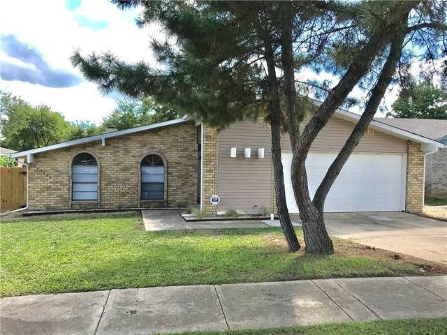 1305 Whittenburg Drive, Fort Worth, TX 76134 (MLS #13950228) :: Baldree Home Team