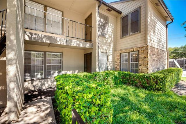 5300 Keller Springs Road #1021, Dallas, TX 75248 (MLS #13950271) :: Baldree Home Team