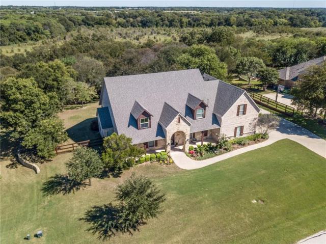 2121 Winthrop Hill Road, Denton, TX 76226 (MLS #13950283) :: The Real Estate Station