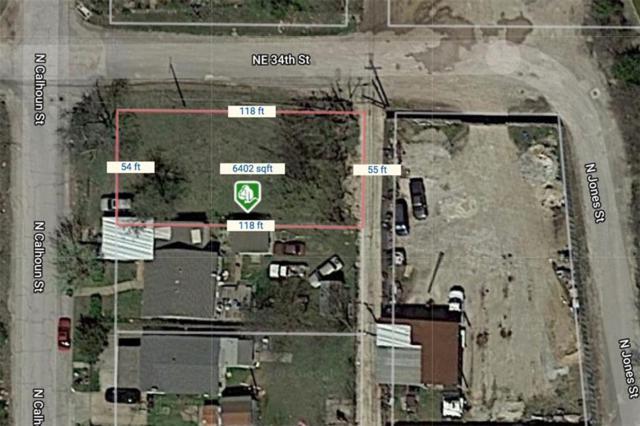 3322 N Calhoun Street, Fort Worth, TX 76106 (MLS #13950284) :: The Mitchell Group