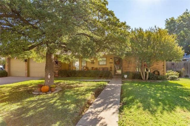 4725 Circle Nineteen, Abilene, TX 79606 (MLS #13950316) :: Baldree Home Team