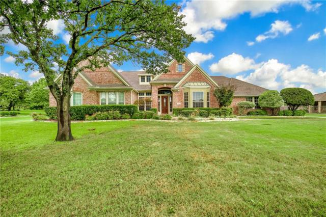 309 E Carruth Lane, Double Oak, TX 75077 (MLS #13950348) :: Baldree Home Team