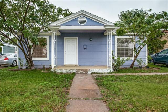 4113 Mccart Avenue, Fort Worth, TX 76115 (MLS #13950349) :: RE/MAX Town & Country