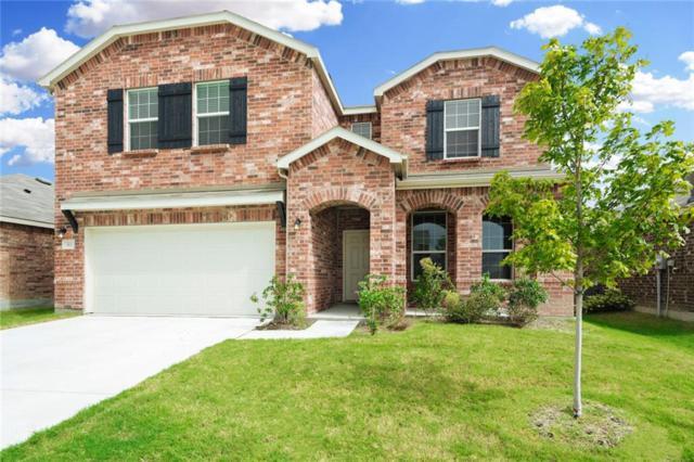 813 Jonius Creek Drive, Little Elm, TX 75068 (MLS #13950384) :: Baldree Home Team