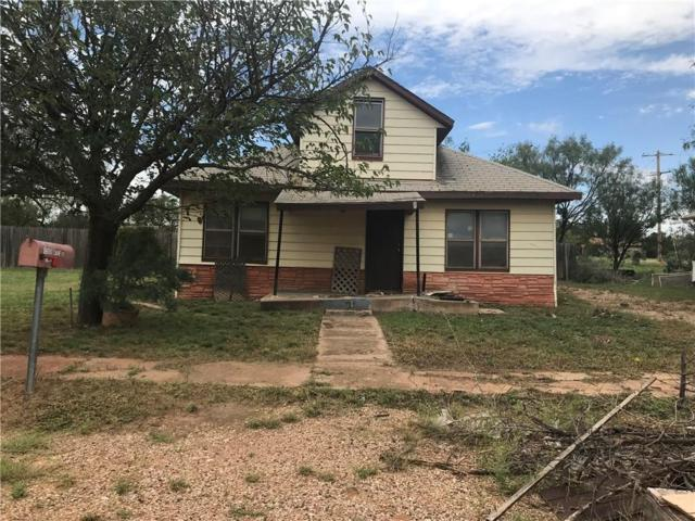 1508 Avenue G, Anson, TX 79501 (MLS #13950489) :: The Real Estate Station