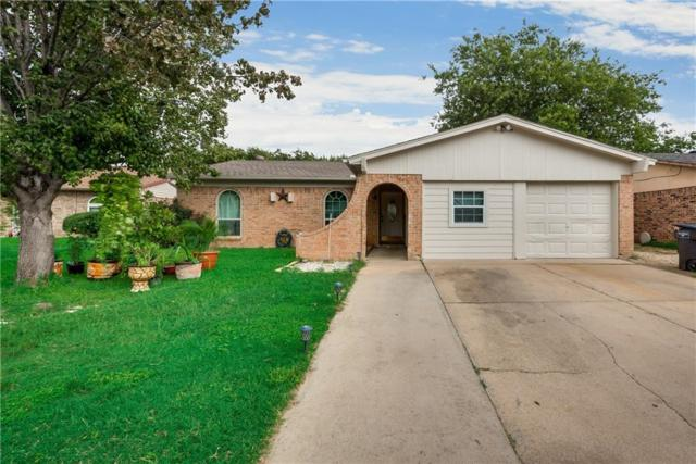 7313 Darien Street, Fort Worth, TX 76140 (MLS #13950498) :: RE/MAX Town & Country