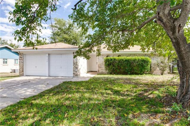 6108 Saramac Drive, Watauga, TX 76148 (MLS #13950499) :: Magnolia Realty