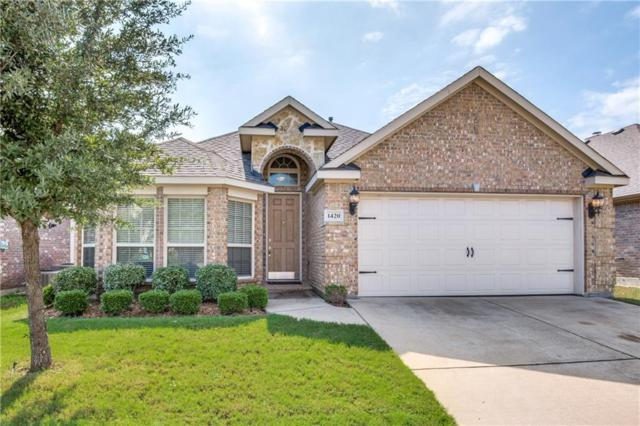 1420 Soaptree Lane, Fort Worth, TX 76177 (MLS #13950509) :: The Real Estate Station