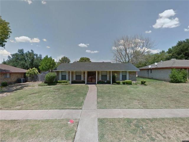 943 Birchwood Drive, Lancaster, TX 75146 (MLS #13950535) :: Baldree Home Team
