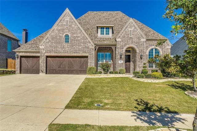 916 Fairway Ranch Parkway, Roanoke, TX 76262 (MLS #13950547) :: Kimberly Davis & Associates