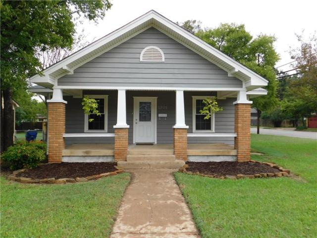 1301 W Morton Street, Denison, TX 75020 (MLS #13950560) :: The Paula Jones Team | RE/MAX of Abilene