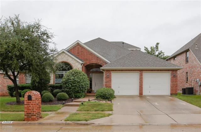 4305 Delaina Drive, Flower Mound, TX 75022 (MLS #13950613) :: Hargrove Realty Group
