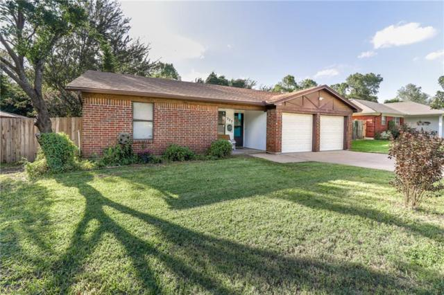 322 Cherry Street, Weatherford, TX 76086 (MLS #13950634) :: RE/MAX Town & Country