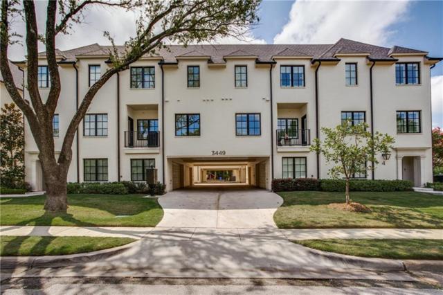 3449 Milton Avenue #5, University Park, TX 75205 (MLS #13950640) :: Magnolia Realty