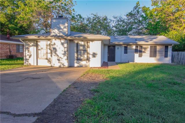 1609 Leon Street, Kaufman, TX 75142 (MLS #13950653) :: The Real Estate Station