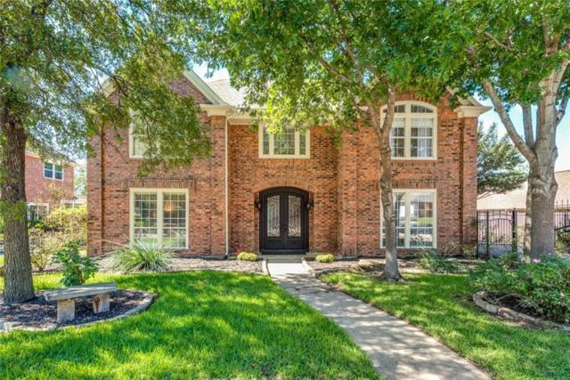 8505 Castle Creek Road, North Richland Hills, TX 76182 (MLS #13950658) :: Robbins Real Estate Group