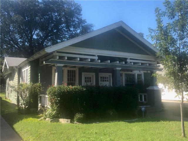 117 S Oak Cliff Boulevard, Dallas, TX 75208 (MLS #13950745) :: RE/MAX Landmark