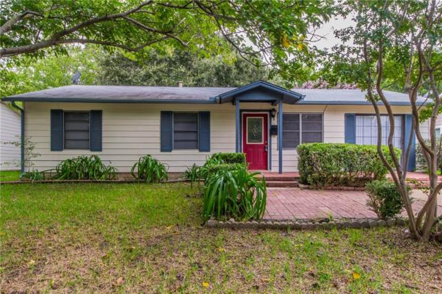 907 Collin Drive, Euless, TX 76039 (MLS #13950786) :: RE/MAX Town & Country