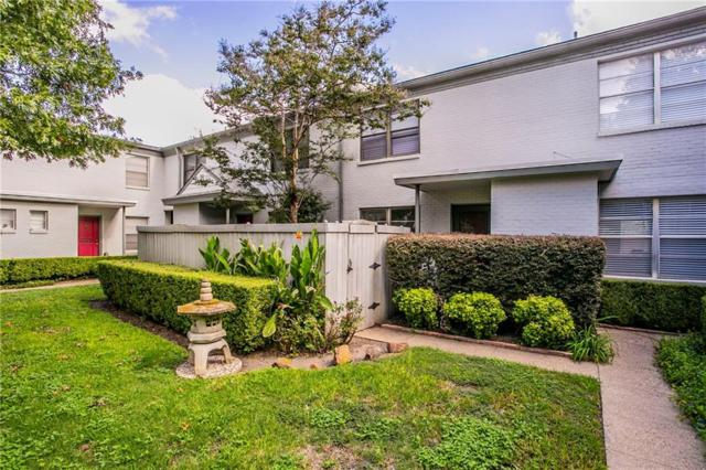 5012 N Hall Street, Dallas, TX 75235 (MLS #13950805) :: Magnolia Realty