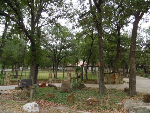 498 Wildwood Trail, Weatherford, TX 76085 (MLS #13950809) :: Magnolia Realty