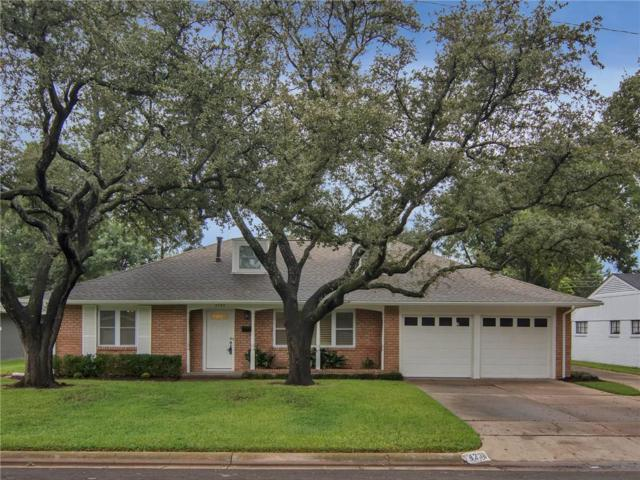 4233 Selkirk Drive W, Fort Worth, TX 76109 (MLS #13950812) :: The Chad Smith Team