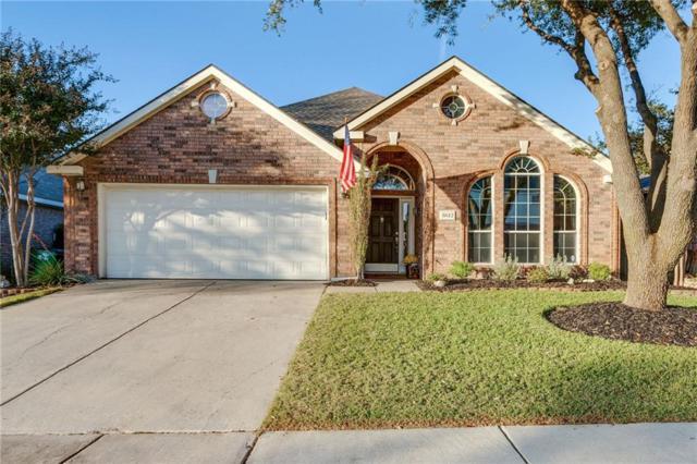 8612 Harmony Drive, Mckinney, TX 75072 (MLS #13950905) :: Robbins Real Estate Group