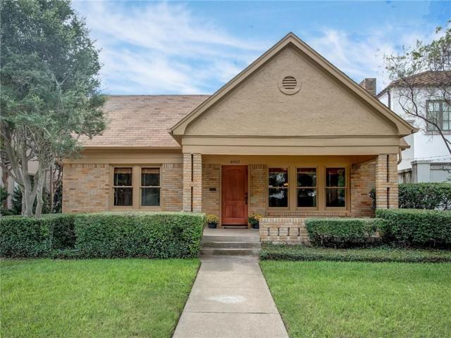 4063 W 7th Street, Fort Worth, TX 76107 (MLS #13951058) :: Magnolia Realty