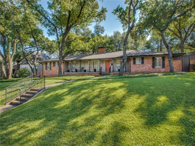7540 Mason Dells Drive, Dallas, TX 75230 (MLS #13951082) :: RE/MAX Pinnacle Group REALTORS