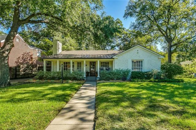 300 N Bailey Avenue, Fort Worth, TX 76107 (MLS #13951111) :: RE/MAX Town & Country