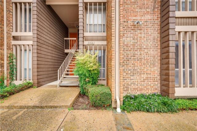 5154 Amesbury Drive #127, Dallas, TX 75206 (MLS #13951176) :: Baldree Home Team
