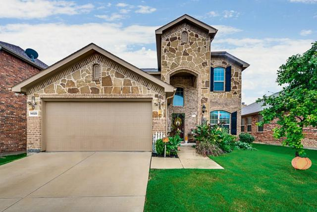14325 Mariposa Lily Lane, Fort Worth, TX 76052 (MLS #13951208) :: The Chad Smith Team