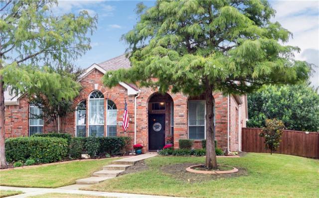 2787 Carmack Drive, Frisco, TX 75033 (MLS #13951240) :: Frankie Arthur Real Estate