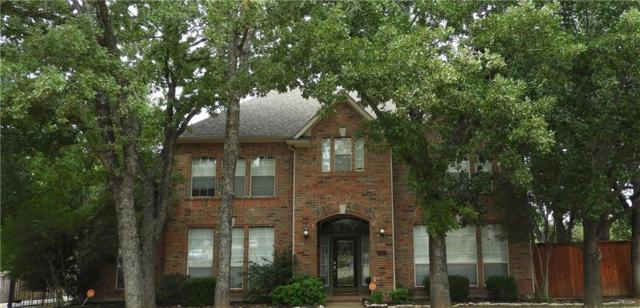 833 Clearwater Lane, Keller, TX 76248 (MLS #13951263) :: The Hornburg Real Estate Group
