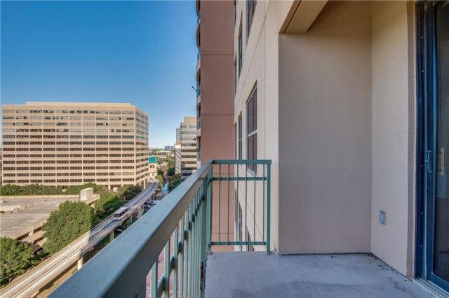330 Las Colinas Boulevard E #1112, Irving, TX 75039 (MLS #13951272) :: Baldree Home Team