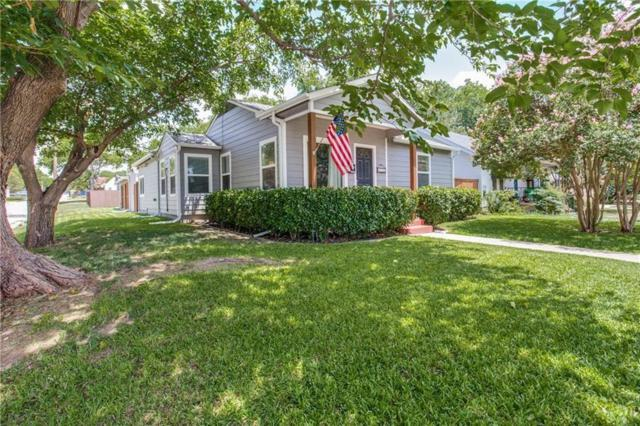 4836 Calmont Avenue, Fort Worth, TX 76107 (MLS #13951298) :: The Chad Smith Team