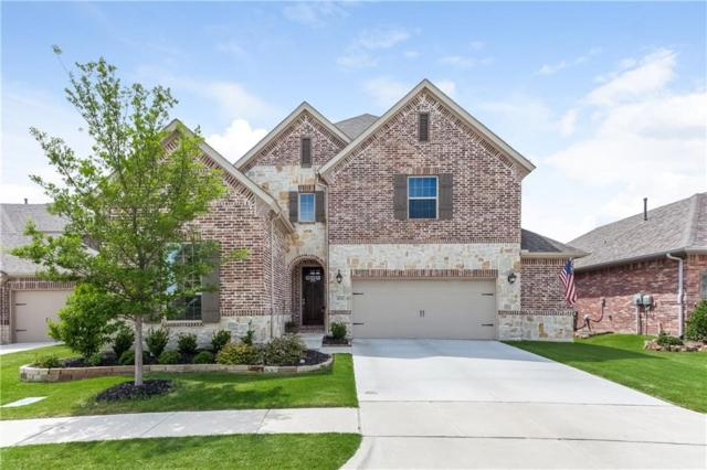 4516 Avenida Lane, Mckinney, TX 75070 (MLS #13951317) :: The Hornburg Real Estate Group