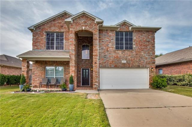 12821 Parkersburg Drive, Fort Worth, TX 76244 (MLS #13951325) :: RE/MAX Town & Country