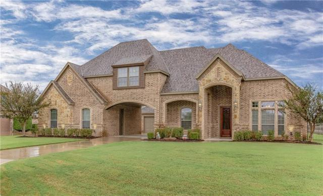 12924 Smokey Ranch Drive, Fort Worth, TX 76052 (MLS #13951360) :: The Real Estate Station
