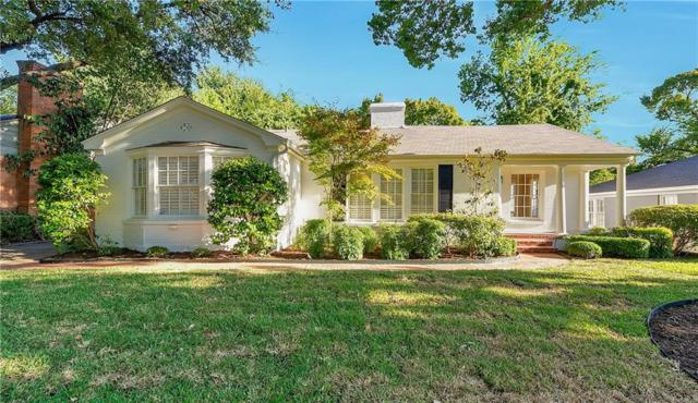 5629 Collinwood Avenue, Fort Worth, TX 76107 (MLS #13951387) :: The Chad Smith Team