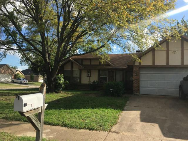 8060 Trimble Drive, Fort Worth, TX 76134 (MLS #13951531) :: The Chad Smith Team