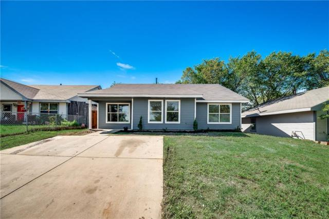 677 Hardy Street, Lewisville, TX 75057 (MLS #13951616) :: The Rhodes Team